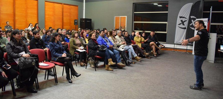 Con el Eclipse Solar en la mira: INACAP Sede La Serena organiza exitoso seminario de Astroturismo y Aventura