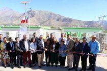 Nuevo Centro de Salud Familiar en Calingasta elevará estándar de atención de 5 mil personas