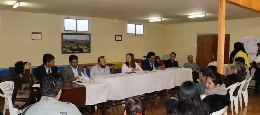 Gobierno se despliega por la ruralidad de La Serena para trabajar junto a la comunidad