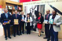 Con presencia de la Región de Coquimbo, dan el vamos a la 38° versión de la Feria Internacional del Libro de Santiago