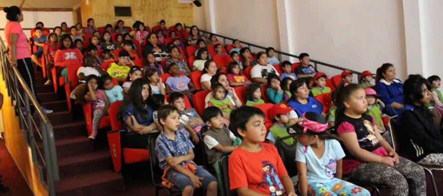 Invitan a participar de la 12° muestra de cine + video indígena en la sala de microcine de Vicuña