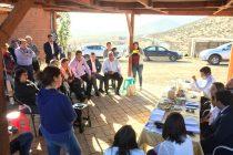 Intendenta se reúne con juntas de vecinos de la ruralidad de La Serena
