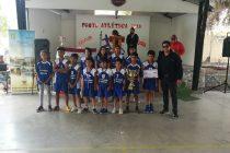 La escuela Pedro Pablo Muñoz de La Higuera fue la ganadora de la 38° posta atlética de El Molle