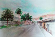 Exposición «Ruta Mistraliana» de Germán Schubert cierra temporada 2018 de artes visuales en Museo Gabriela Mistral