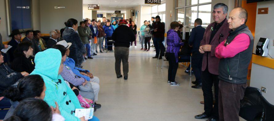 El CESFAM de San Isidro–Calingasta abre sus puertas para la atención del público de Vicuña