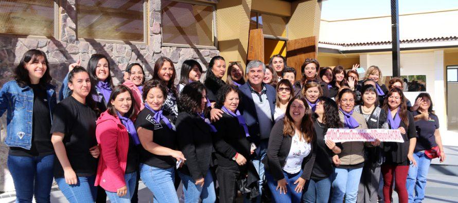Empoderamiento y sororidad fueron parte de la jornada de la Red de Mujeres de Elqui en Vicuña