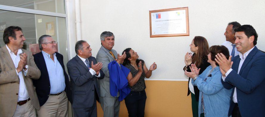 El 05 de noviembre comenzará a funcionar la urgencia del Cesfam San Isidro-Calingasta