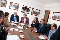 Consejeros regionales comprometen apoyo para que Vicuña cuente con su edificio consistorial
