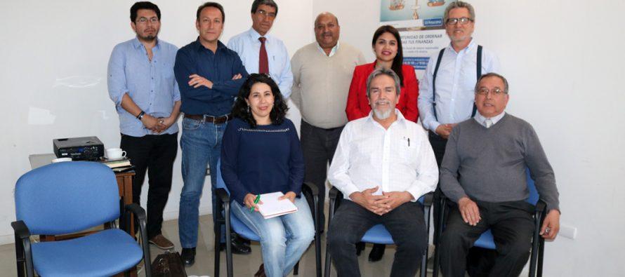 Jefes Daem de la región se reunieron en Vicuña para avanzar en educación pública