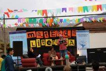 Música, libros y churrascas dieron vida a la 3ra Mateada Literaria de CEIA Paihuén en Vicuña