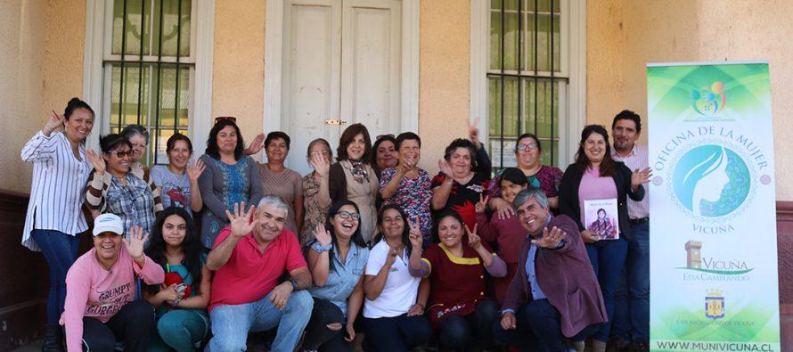 El Arenal es la nueva localidad beneficiada con taller de confección para mujeres