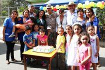 Fundación Integra celebra sus 28 años en la comuna de Vicuña