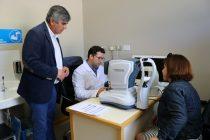 Decenas de vicuñenses son favorecidos con un operativo oftalmológico gratuito