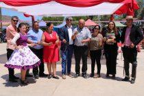 Talcuna vivió su primera feria costumbrista con el apoyo de localidades vecinas