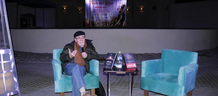 José Maza realizará doble presentación en el Mes de las Estrellas de Vicuña