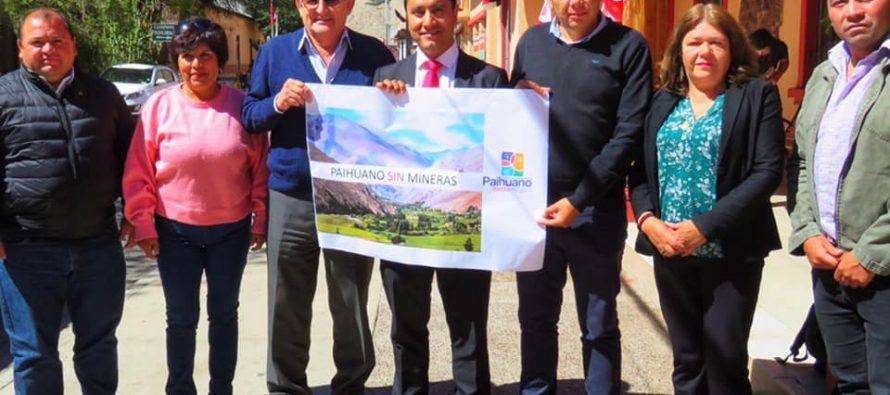 Municipio de Paihuano rechaza posibilidad de instalación de minera en la comuna
