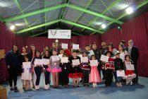 Con éxito se vivió la primera jornada de talentos de la Escuela José Abelardo Núñez de San Isidro