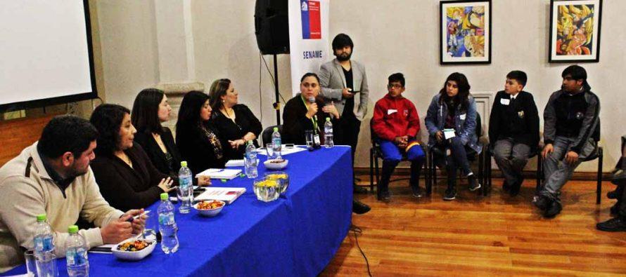 Jóvenes de La Serena participaron activamente en elección de nuevos miembros del Consejo Asesor Regional