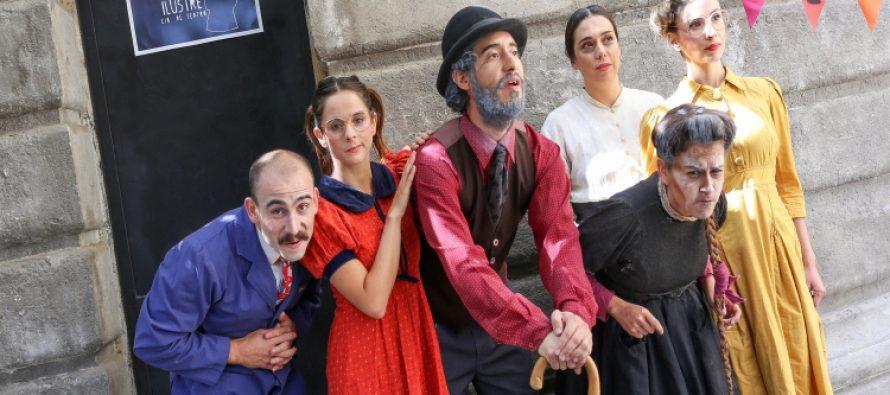 """Aclamada obra """"Los peces no vuelan"""" llega al Teatro Municipal de Vicuña"""
