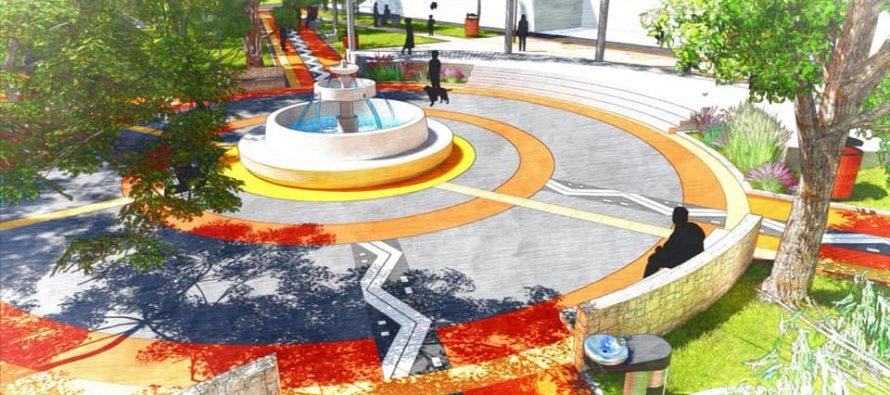 Localidad de El Tambo contará con renovada plaza a través de proyecto FNDR