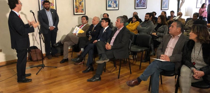 Desmunicipalización, ruralidad y fin al SIMCE fueron abordados en seminario de educación