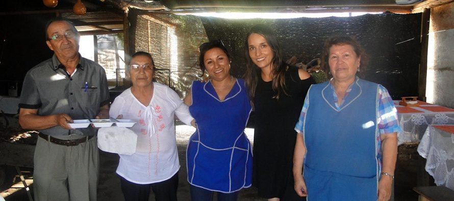 Grisnelda Rojas: «Estoy orgullosa de todo lo logrado hasta ahora,mis padres me dieron una base que es la vida del campesino»