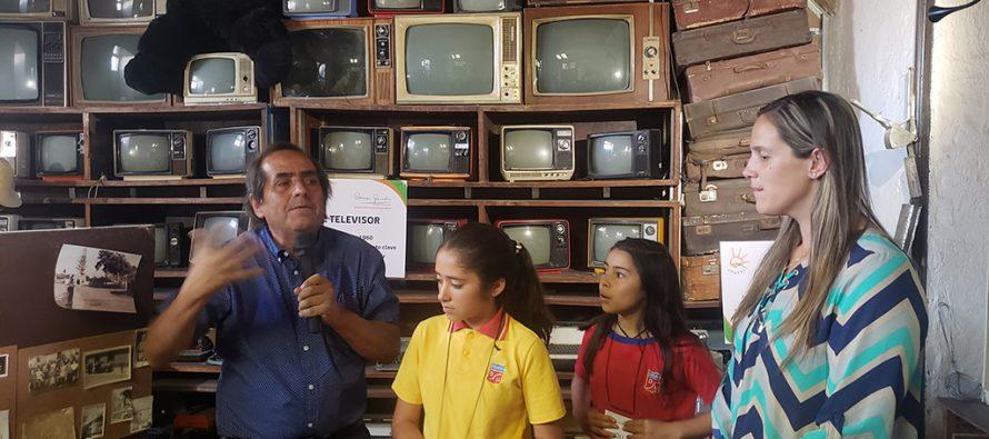 ONG Upasol inaugura nuevo proyecto de educación ambiental en Vicuña