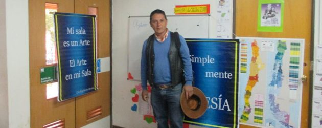 Escritor y poeta paihuanino recibirá premio internacional en Argentina