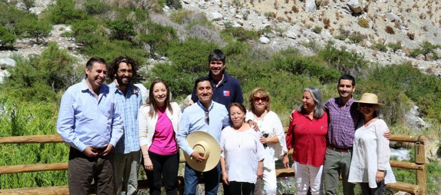 Gobierno inicia proceso para declarar Santuario de la Naturaleza a más de 44 hectáreas en Cochiguaz