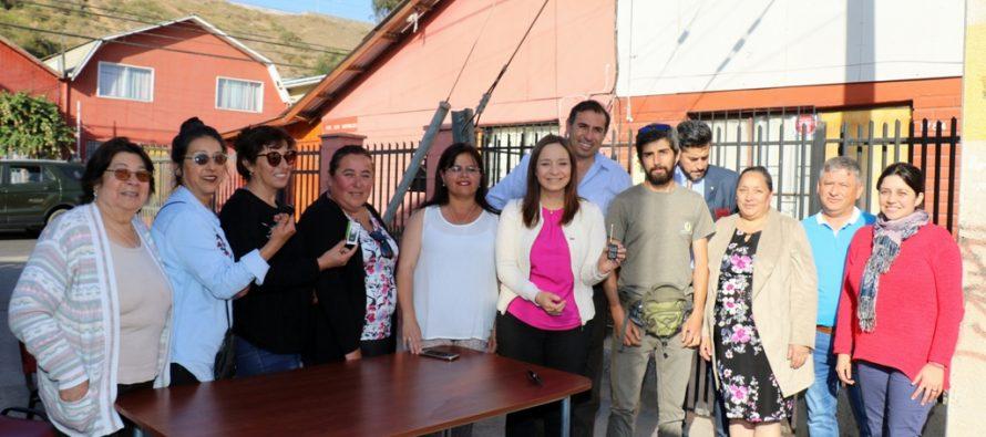 Inauguran alarmas comunitarias para vecinos de Villa El Romero