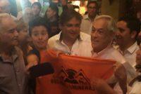 Ambientalistas solicitan apoyo al Presidente Piñera para evitar instalación de empresa minera en Paihuano