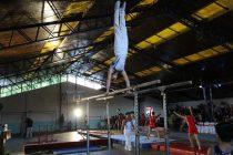 Niños gimnastas de Vicuña se lucen en gala deportiva