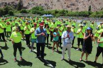 Masiva participación en cierre de Programa de Participación Social en Pisco Elqui
