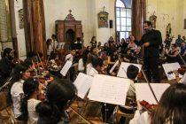 Comunidad de Vicuña agradece posibilidad de disfrutar de la música sinfónica y descentralizar el arte