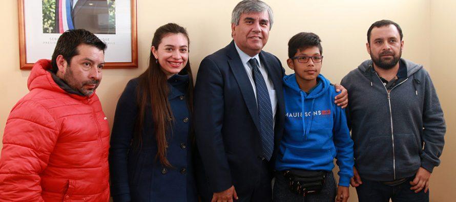 Estudiante elquino busca representar a la región en el Consejo Nacional de la Sociedad Civil de Niños y Niñas