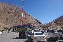 Autoridades chilenas y argentinas acuerdan apertura de Paso Agua Negra para el 28 de noviembre