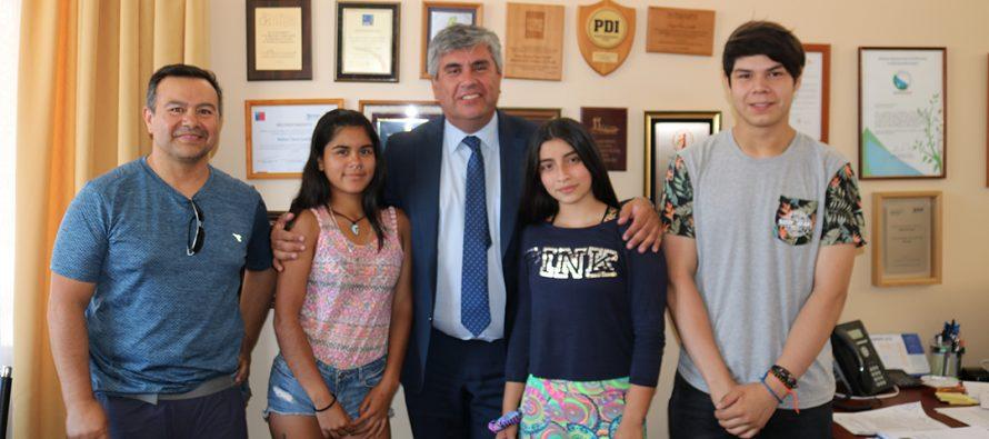4 pesistas vicuñenses competirán en campeonato sudamericano juvenil de Halterofilia en Ecuador