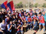 Barrabases se corona campeón del torneo del ANFA de Vicuña 2018