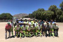 Unión Esperanza de El Tambo se queda con el primer lugar de la liga senior 50 años