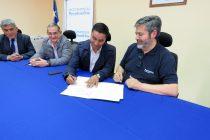Municipio de Paihuano firma importante acuerdo de colaboración con Banco Credichile
