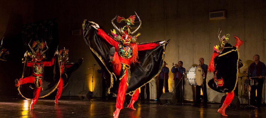Ballet Folclórico Nacional Bafona visitó Paihuano, La Serena y La Higuera