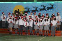 Un éxito fue la Gala Navideña del colegio Edmundo Vidal Cárdenas de Peralillo