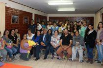 Comités de allegados de Vicuña reciben noticia de asignación de subsidios habitacionales