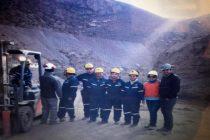 """Marta Castillo: """"Era complicado el hecho que las mujeres trabajáramos en las mineras, ahora veo con felicidad que eso se rompió"""""""
