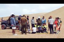 """Lamentable: Piloto de Vicuña falleció en rally """"Clausura del Desierto"""" en Alto Hospicio"""