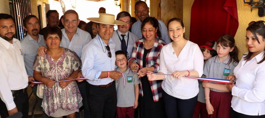 Gobierno Regional repone estaciones médico rural en la comuna de Paihuano