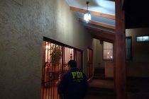 PDI investiga robo en domicilio de Algarrobito