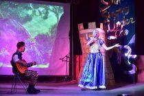 Talento, energía y creatividad en el 9° festival escolar de inglés en Paihuano