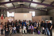 Agricultores de Paihuano participan de seminario sobre asociatividad y comercialización
