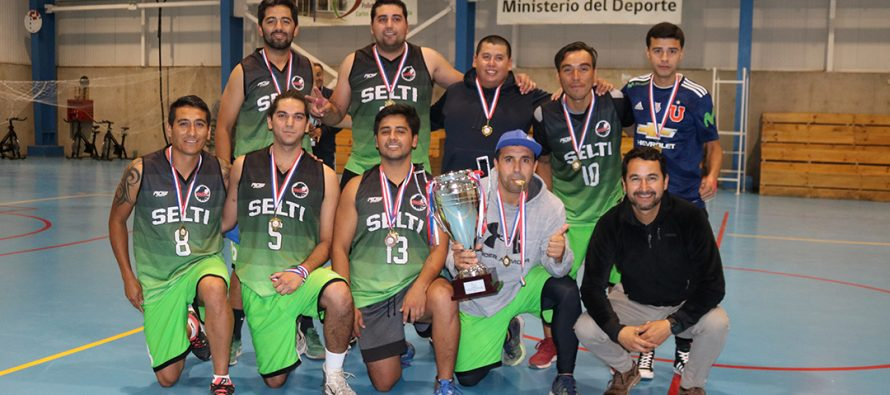 Equipo Municipal logró quedarse con la primera Liga Comunal de Basquetbol en Vicuña
